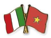 连接越南与意大利企业的新动力