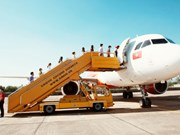 越捷航空公司推出3条国际航线特惠机票