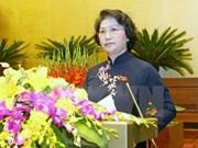 俄罗斯、蒙古等领导人致电祝贺阮氏金银任越南国会主席