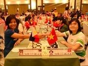 2016年亚洲青少年国际象棋锦标赛:阮清水仙有望夺魁