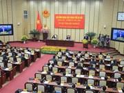 河内市人民议会举行2011-2016年任期工作总结会议