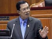 柬首相:不会饶恕任何扰乱社会秩序的行为