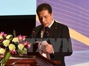 越南驻中国大使邓明魁访问中国上海市和浙江省