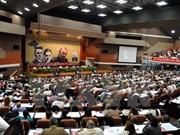 越南共产党致电祝贺古巴共产党第七次全国代表大会召开