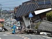 越南努力保护遭受日本地震影响的越南公民