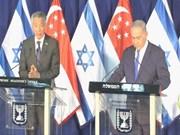 以色列和新加坡承诺共同推进广泛合作