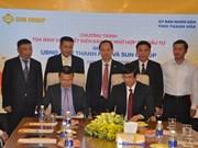 清化省将为太阳集团顺利开展各项目创造便利