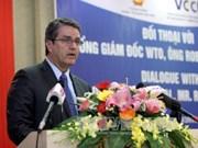 世贸组织总干事:越南充分利用入世机遇