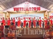 2016年岘港国际建材展正式开展