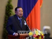 越南高层领导致电祝贺老挝新一届国家领导人