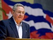 阮富仲总书记致电祝贺劳尔·卡斯特罗再次当选古巴共产党中央第一书记