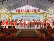 2016年越南岘港国际建材博览会在岘港市举行