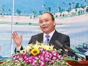 阮春福总理出席莱州省投资促进会