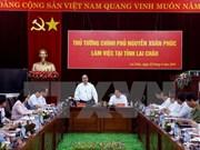 越南政府总理阮春福莅临莱州省调研指导工作