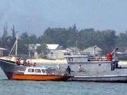 越中举行海上低敏感领域合作专家工作组第八轮磋商在中国青岛举行