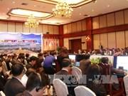 东盟防务高官扩大会在老挝召开