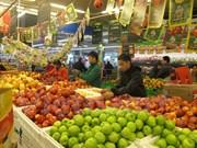 2016年4月越南居民消费价格指数同比上涨1.89%