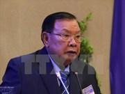 老挝人革党中央委员会总书记、国家主席本扬•沃拉吉对越南进行正式友好访问