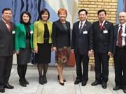 越南国会司法委员会访问挪威