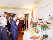 旅居加拿大越南人举行敬香活动 纪念雄王忌日