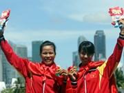 2016年里约奥运亚大区划船资格赛:越南划船队取得佳绩