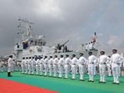 印度和泰国在安达曼海举行联合巡逻