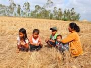 越南呼吁国际社会提供紧急援助 帮助抗旱和防治海水入侵