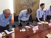 台塑河静钢铁兴业主管为朱春帆发言引起争议向越南民众道歉