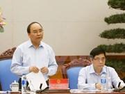 阮春福总理主持全国食品卫生安全保障工作视频会议