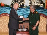 越南国防部部长吴春历将出席第十五届香格里拉对话会