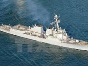 美国议员呼吁增加东海巡航次数 保障东海航行安全