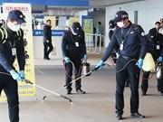 越卫生部继续公布有关从越南返回韩国的韩公民被确诊感染寨卡病毒的信息