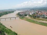 越南政府总理尚未审议通过红河上泛亚水路项目