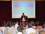 越南驻柬埔寨大使:越柬经济合作仍有巨大的余地和潜力