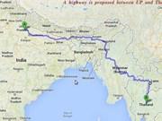 印泰缅建设1400公里长的跨境高速公路