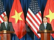 法国媒体纷纷报道美国总统奥巴马对越南的历史性访问