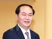 国家主席陈大光:越南高度评价俄罗斯在亚太地区日益重要的作用