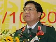 越南国防部长吴春历对柬埔寨进行正式友好访问