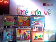 河内市为儿童举行多项娱乐活动