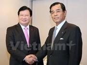 政府副总理郑廷勇:越南为日本企业在越投资取得成功创造便利条件