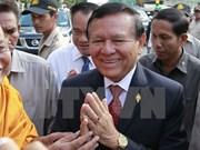 柬埔寨国会批准对反对党救国党副主席根索卡进行法律责任追究