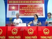越南国会和各级人民议会代表选举的突出结果