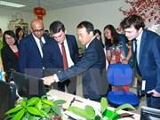 越南通讯社与土耳其阿纳多卢通讯社签署合作协议
