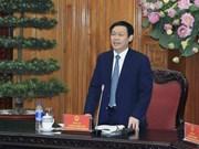 王廷惠副总理:企业是引领经济发展的先锋力量