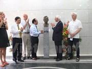 加强越南与瑞典两国友好合作关系
