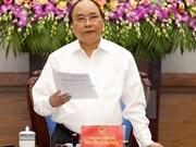 政府总理责成各部门制定2017年经济和社会发展计划