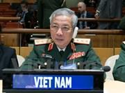 越南国防部副部长阮志咏将率团出席香格里拉对话会