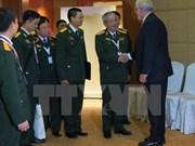 越南为促进地区安全积极展开双边对话
