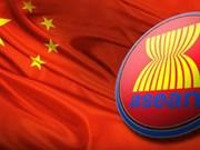 东盟与中国促进双边合作关系