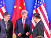 第八轮中美战略与经济对话:美国呼吁各国采取外交手段解决东海问题